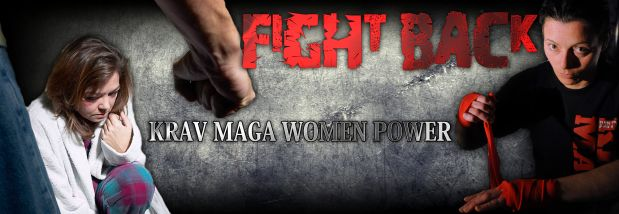 Fight back! Krav Maga Women Power
