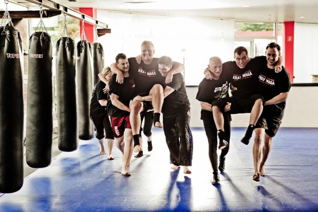 Krav Maga Konditionstraining
